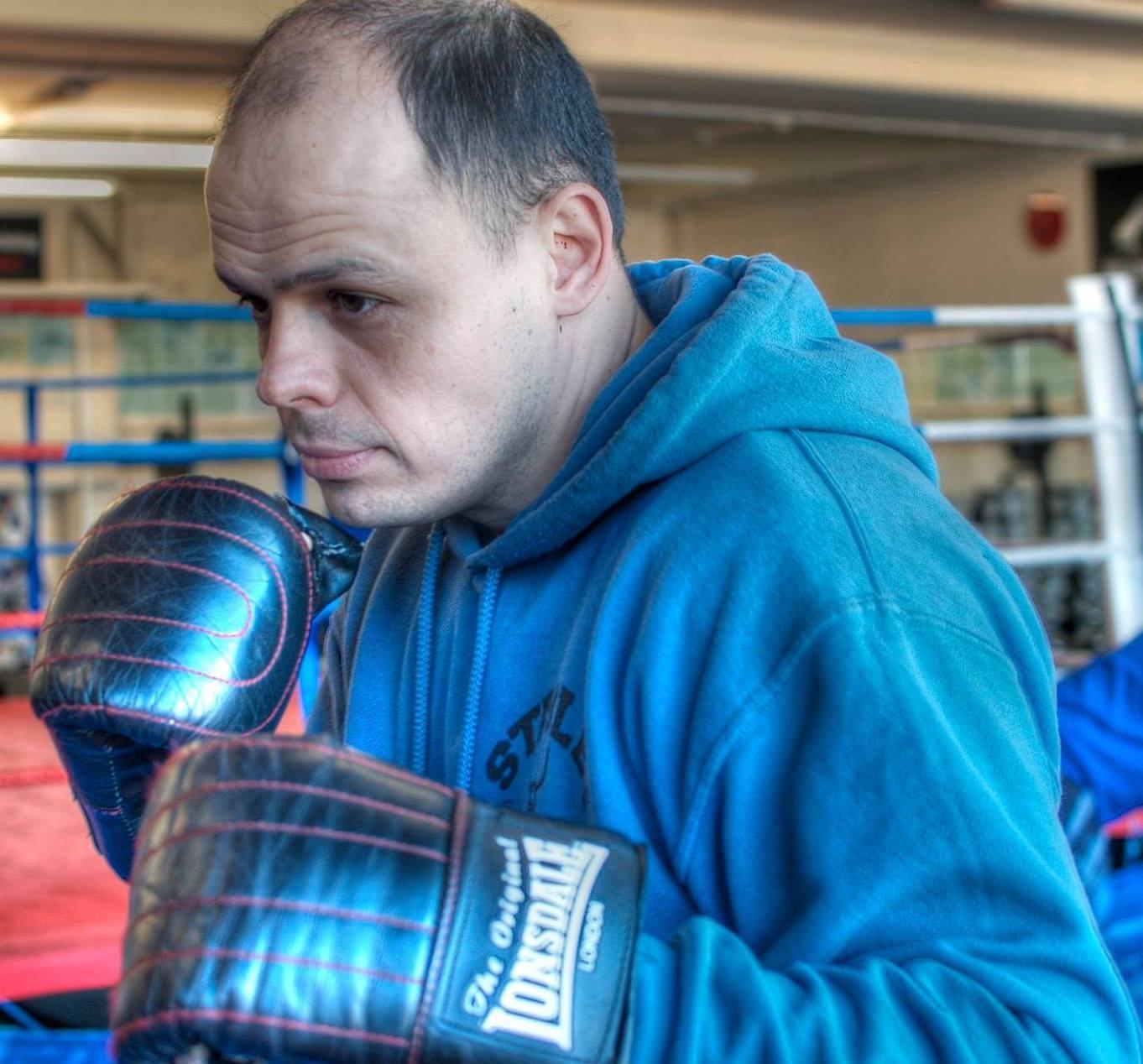 Andras Hizo Boxing Brighton