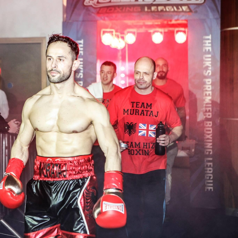 Team Hizo Boxing Competition Brighton
