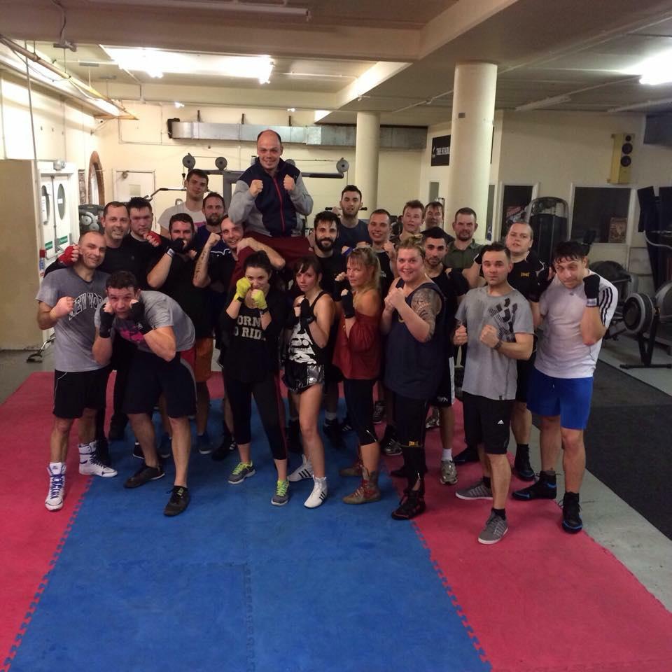 Team Hizo Boxing Portslade