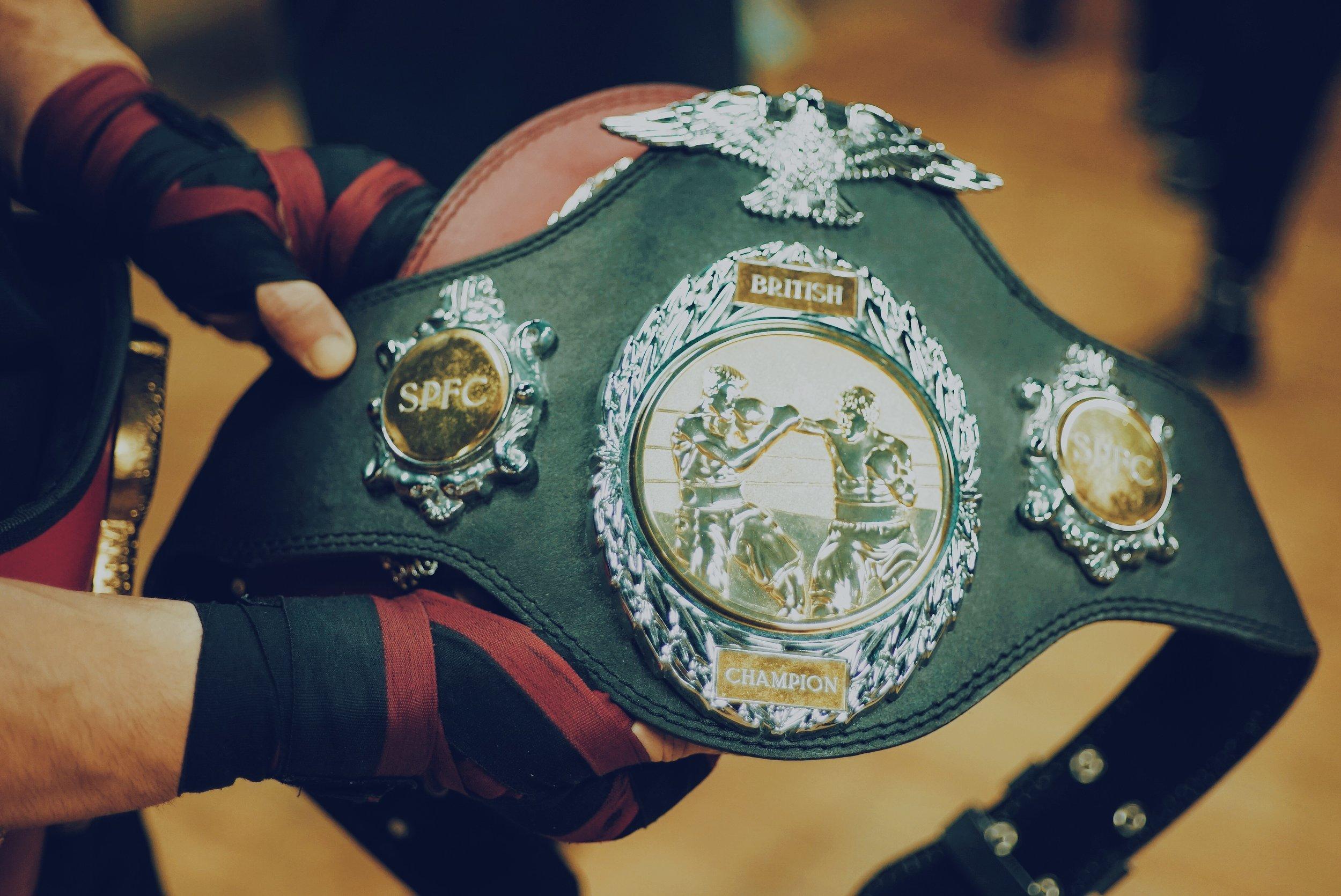 Team Hizo Boxing Club Brighton