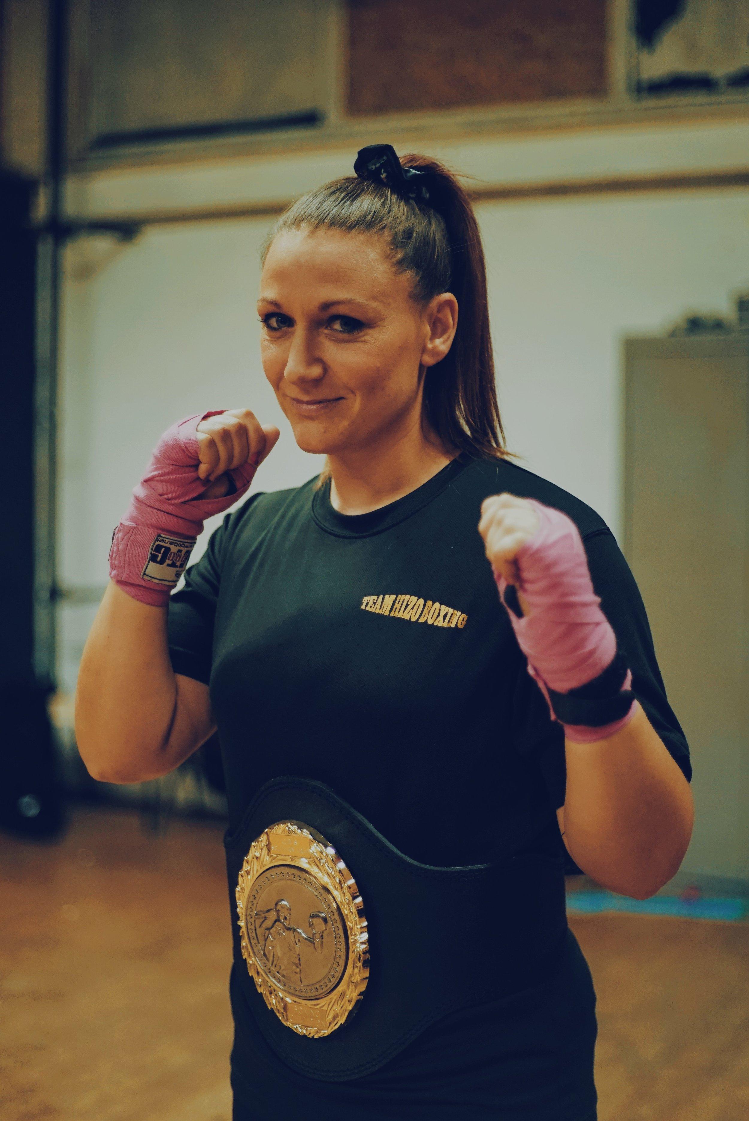 Team Hizo Womens Boxing Brighton