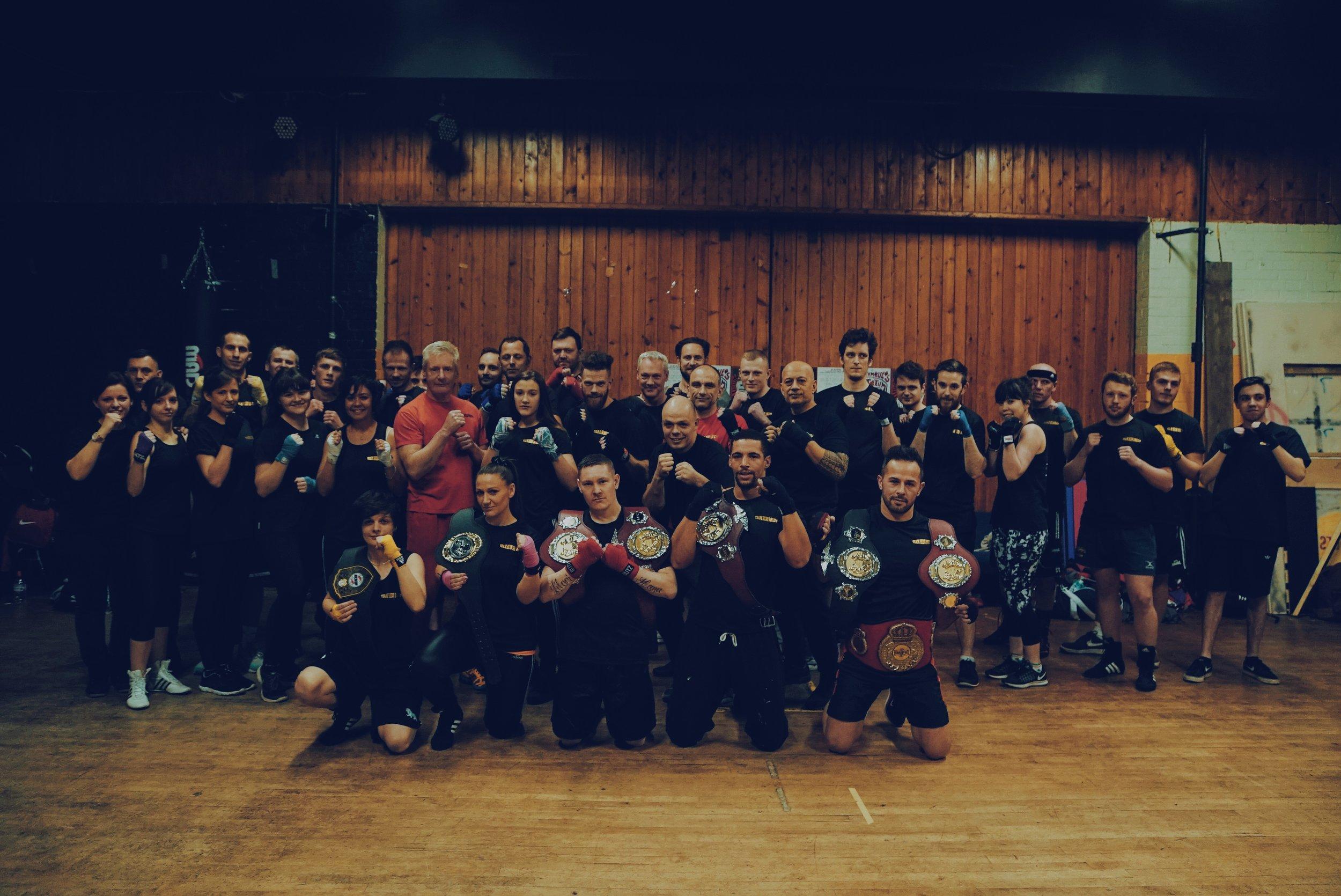 Team Hizo Boxing Club Hove
