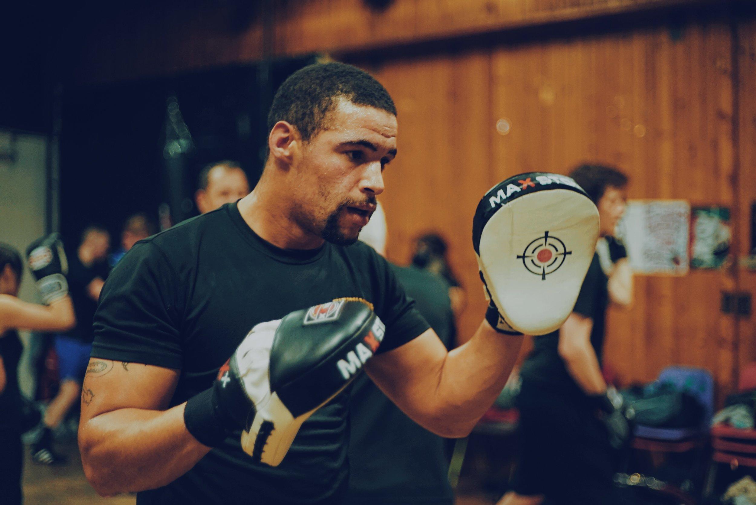 Team Hizo Boxing Gym Brighton