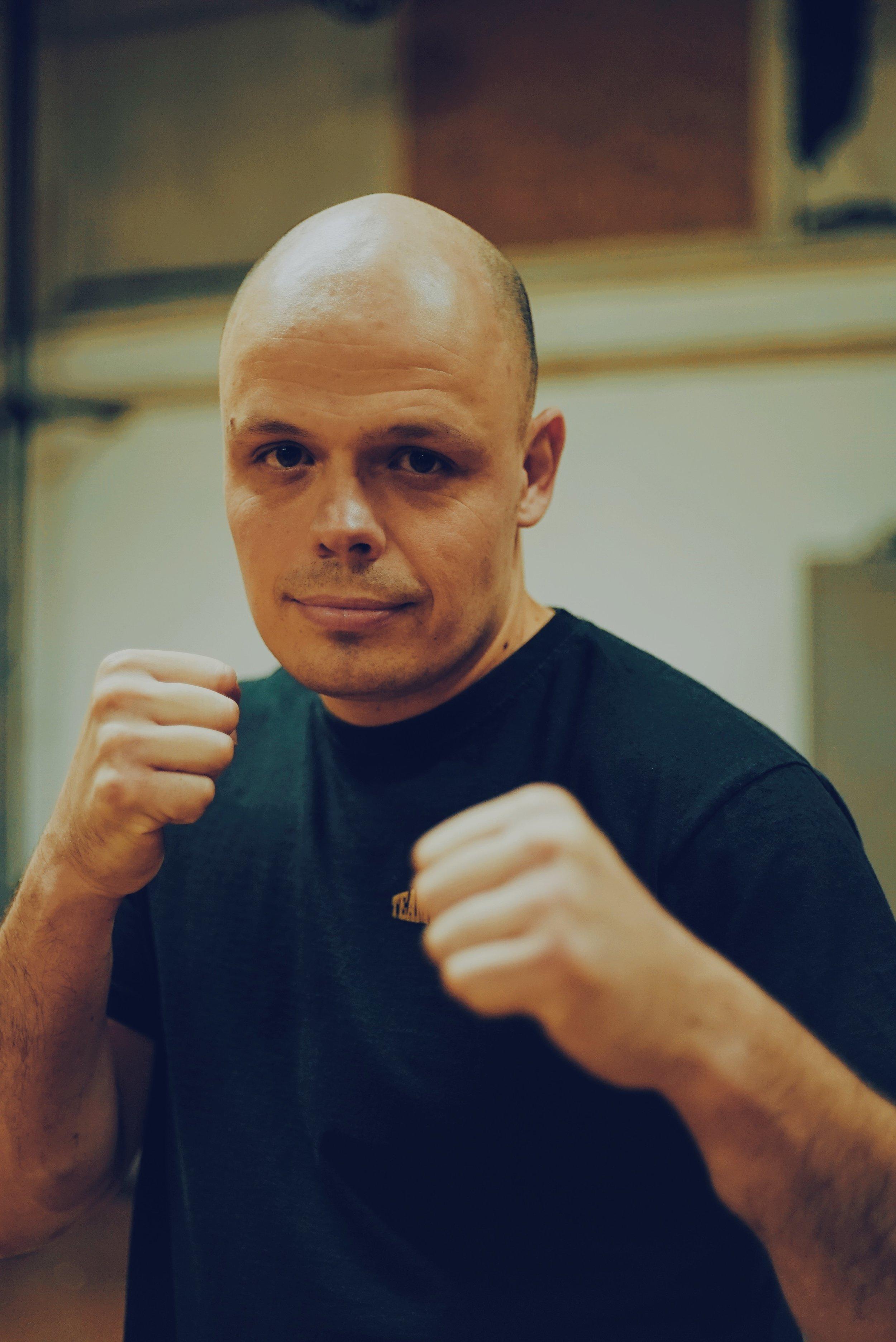 Andras - Team Hizo Boxing Brighton