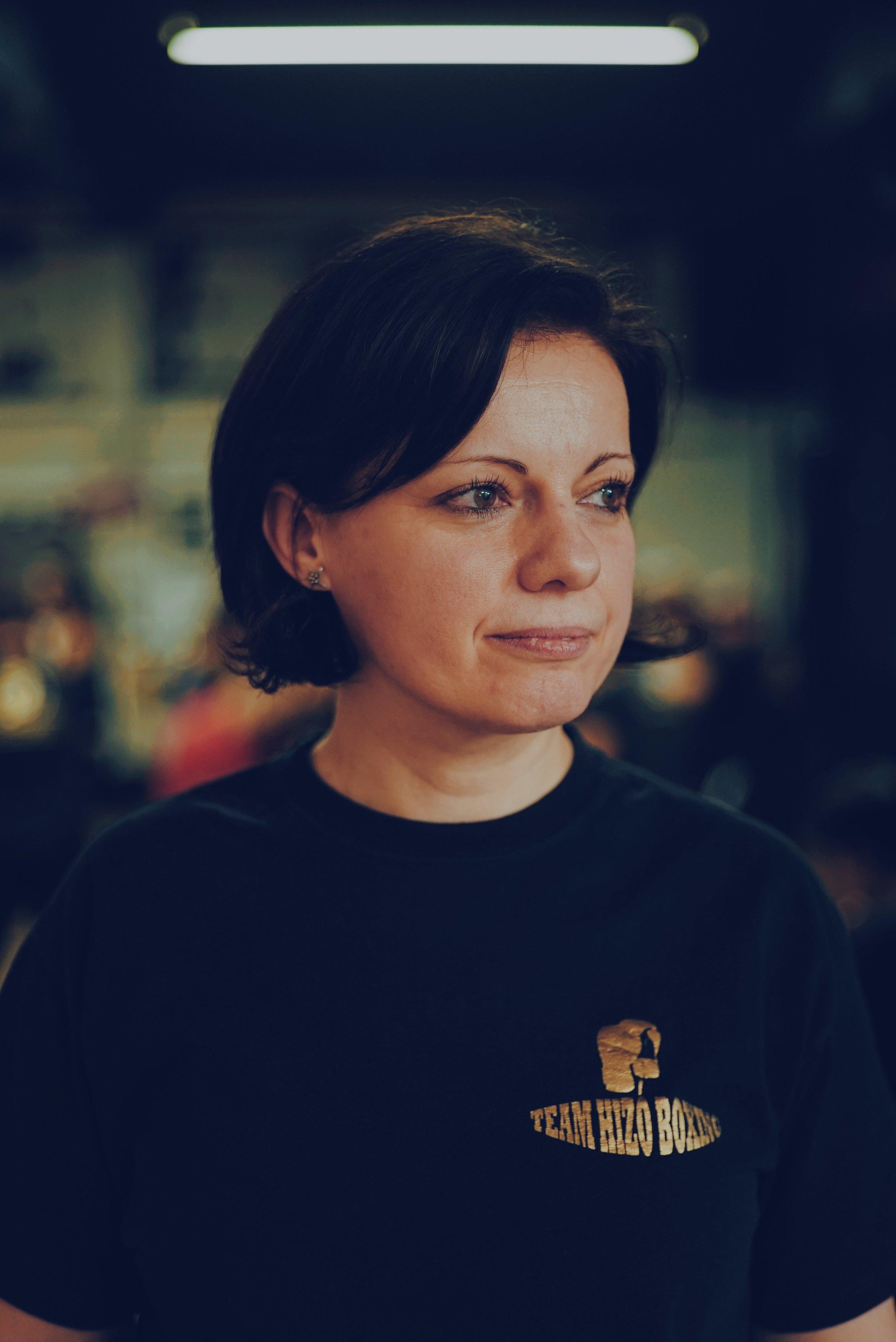 Barbara Hizo, Team Hizo Boxing Brighton