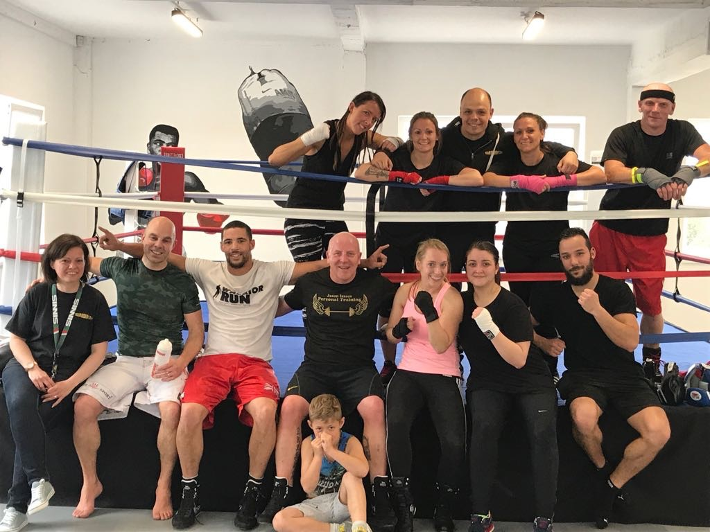 Team Hizo Boxing Club Portslade