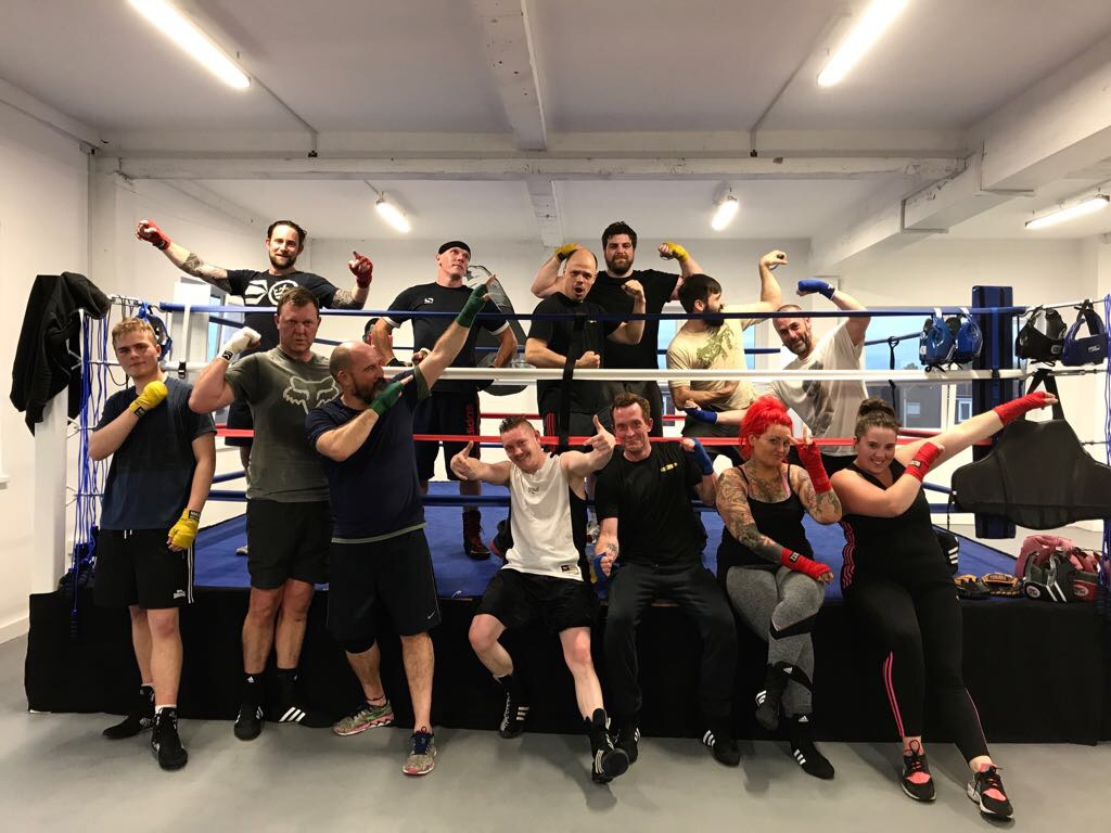 Team Hizo Boxing Training Portslade