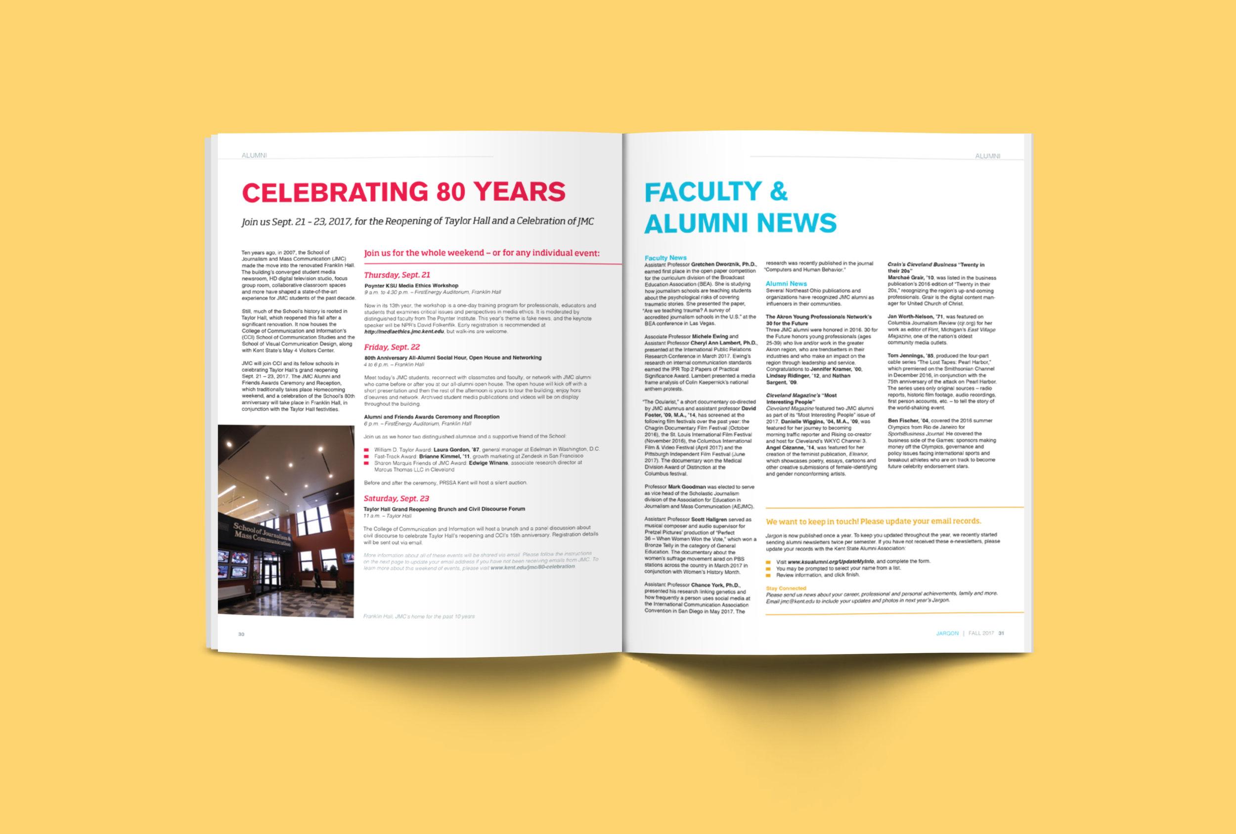 Jargon Magazine — fetters design