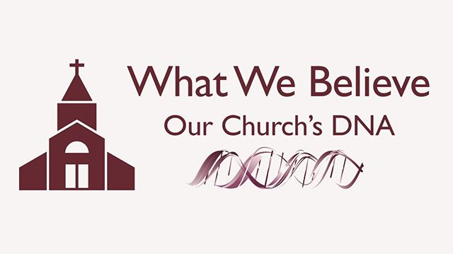 Join us for the next 6 weeks as Tim explores our church's DNA.