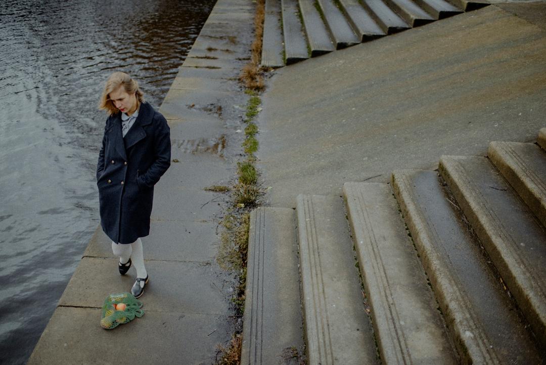 canal walk Edinburgh