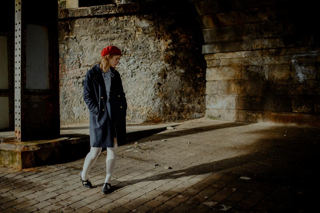 vintage Edinburgh