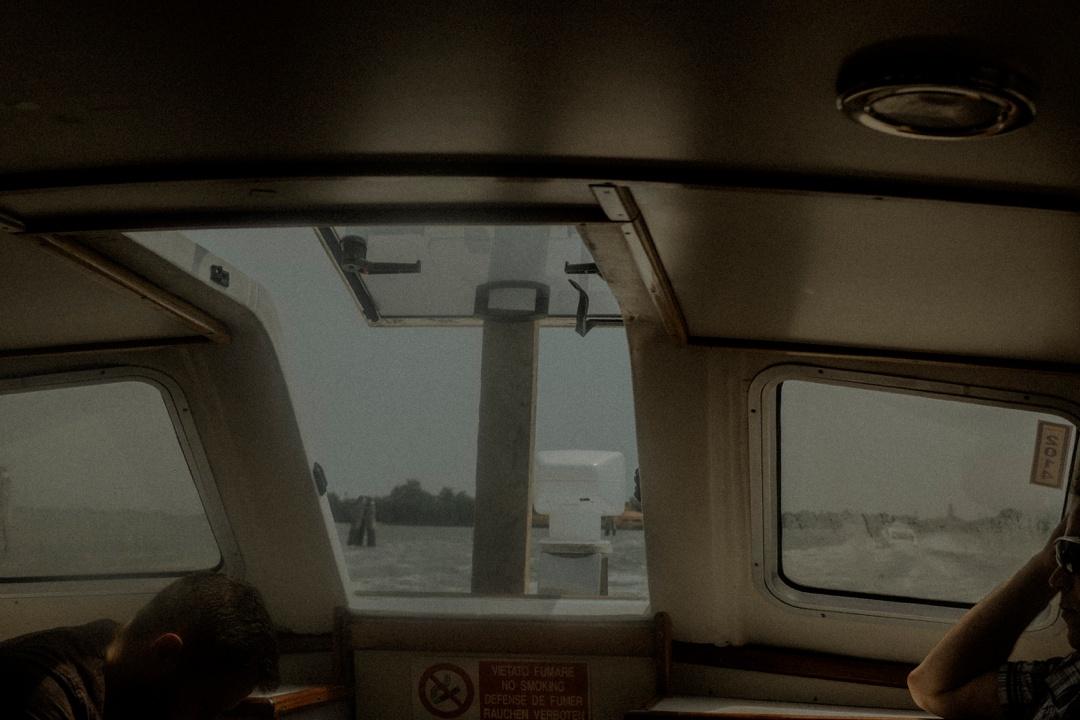 venice boat trip