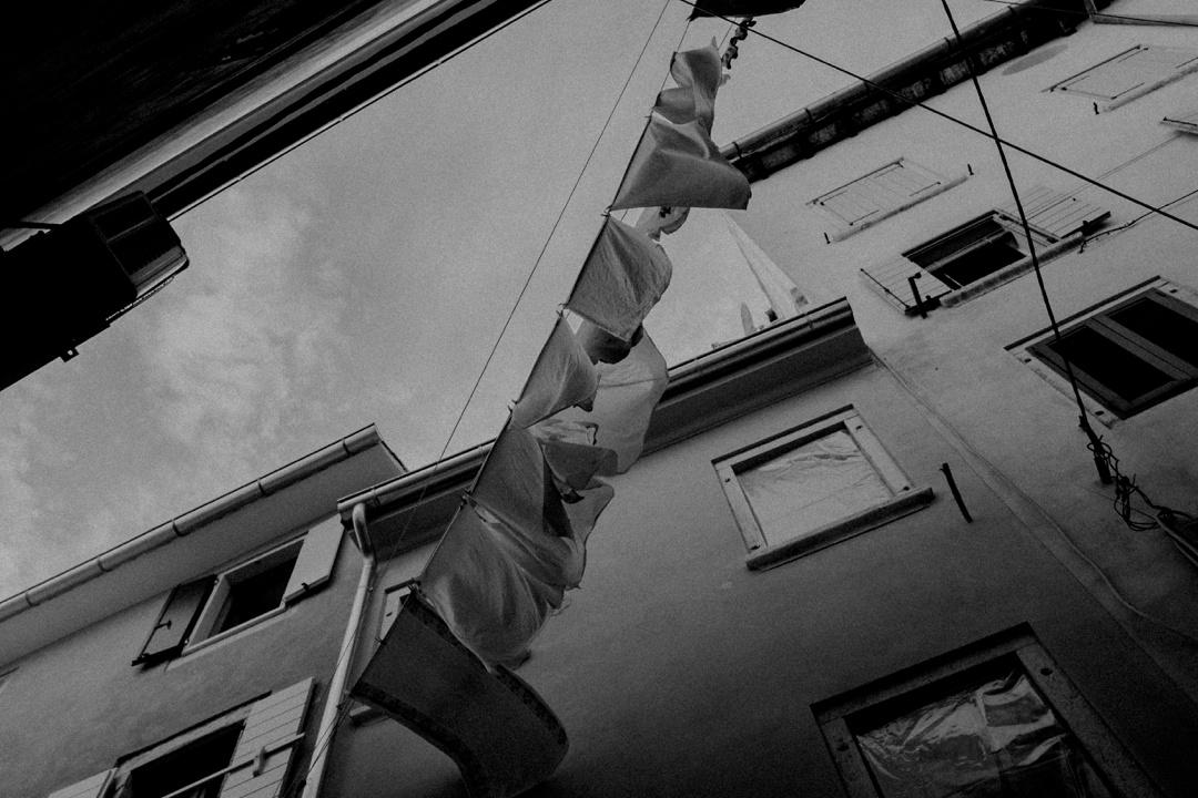 washing line Venice