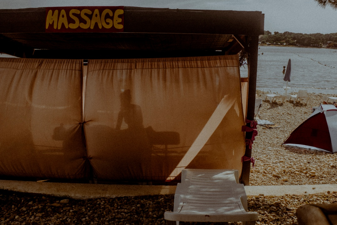 massage beach