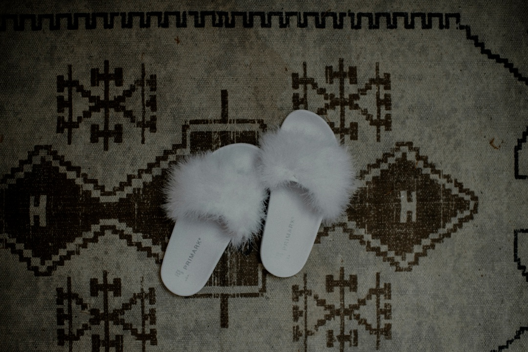 bride slippers