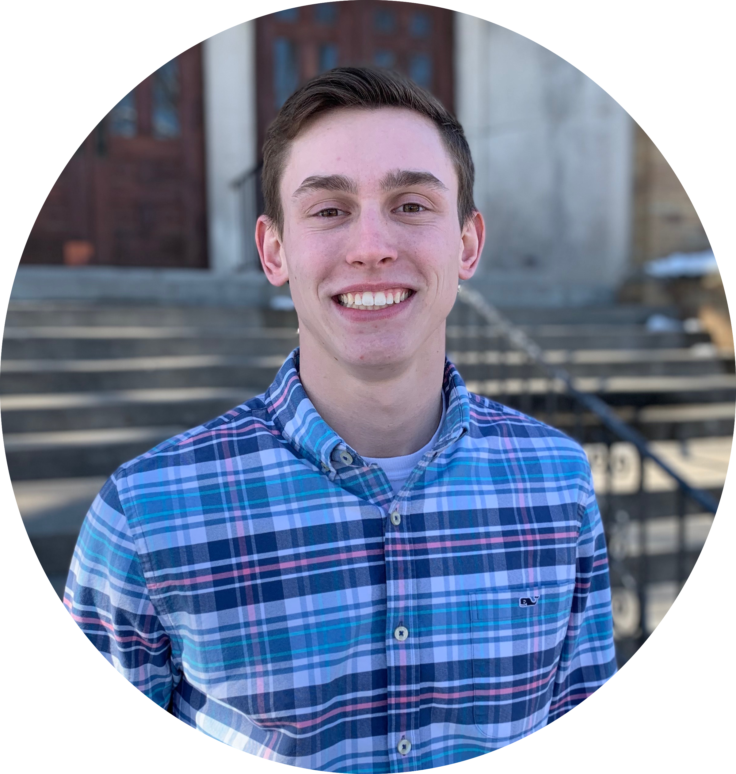 Hometown: Effingham, IL  Graduated from USI in 2019  This is Reed's 1st year on Staff