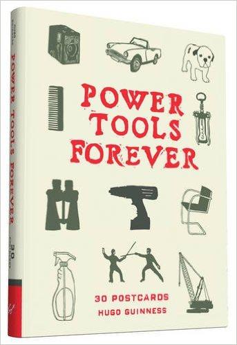 Hugo Guinness Book Power Tools Forever
