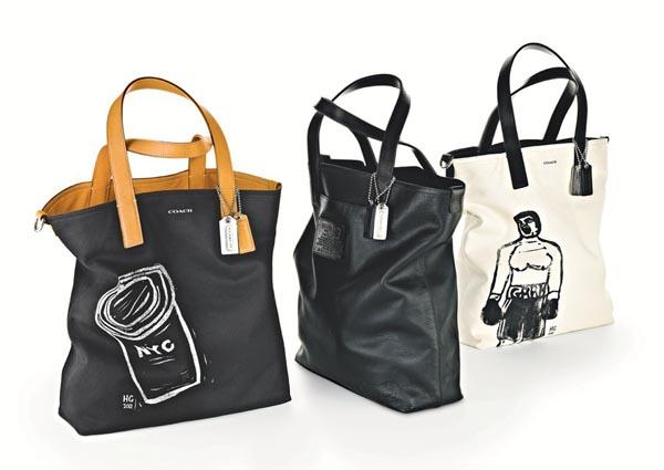 Hugo Guinness Coach Handbags