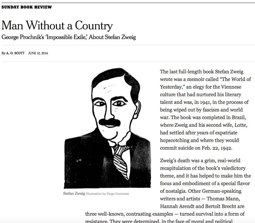 Hugo Guinness The New York Times