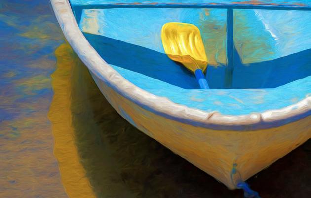 Renee Giffroy, Yellow Paddle