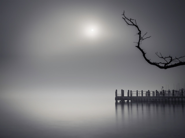 """""""Hear The Sun"""", a photograph by Aaron Ramsey"""