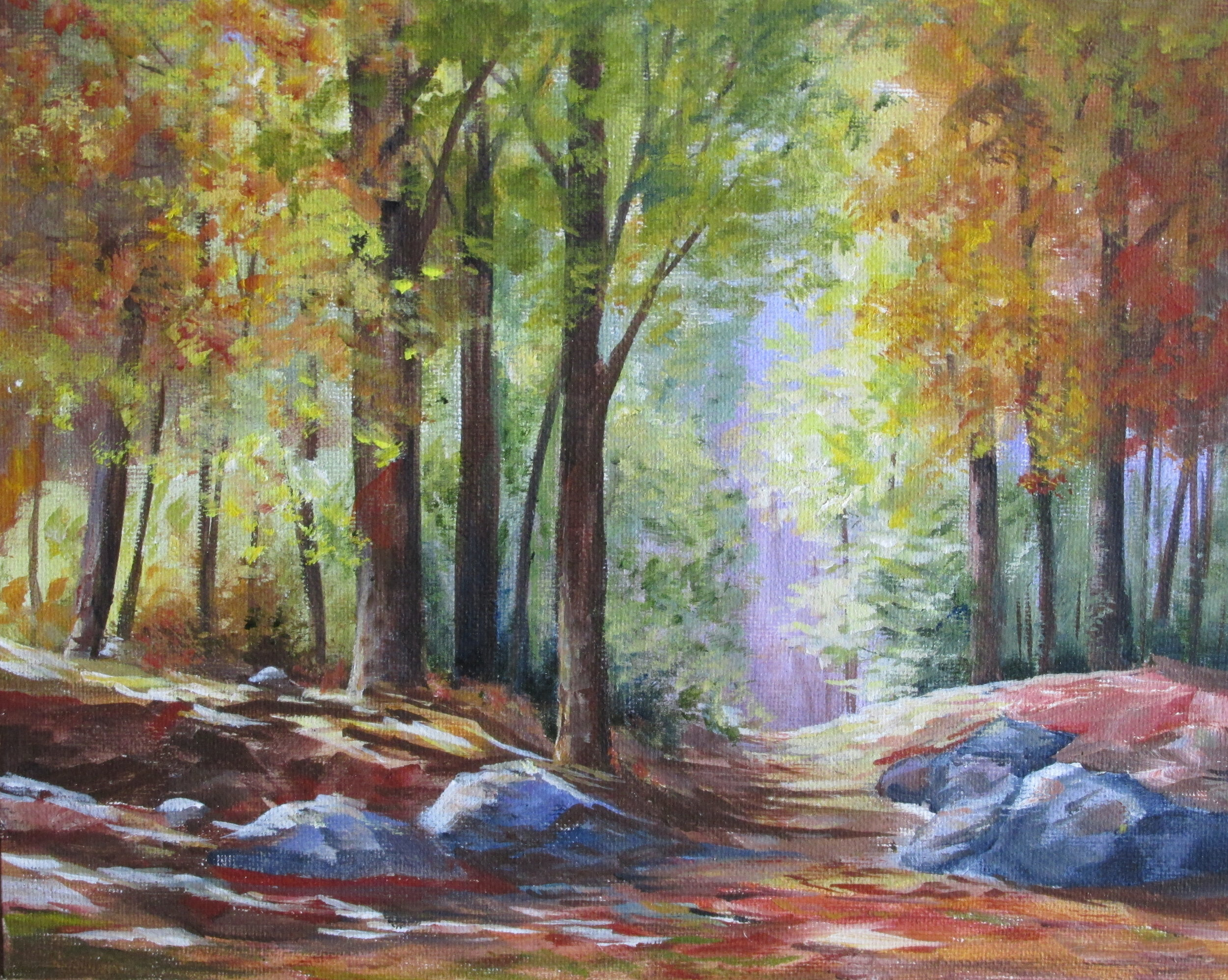 """A Taste of Fall"" by Eileen Belanger"