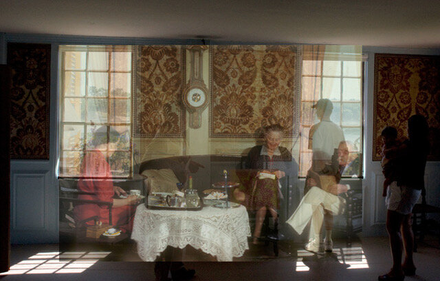 "Richard Moore's photography, ""Tea Time, Wentworth-Coolidge Mansion"""