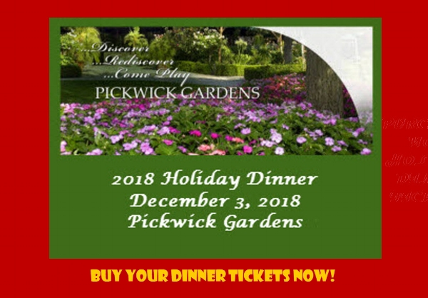 pURCHASE TICKETS FOR OUR 2018 hOLIDAY DINNER!