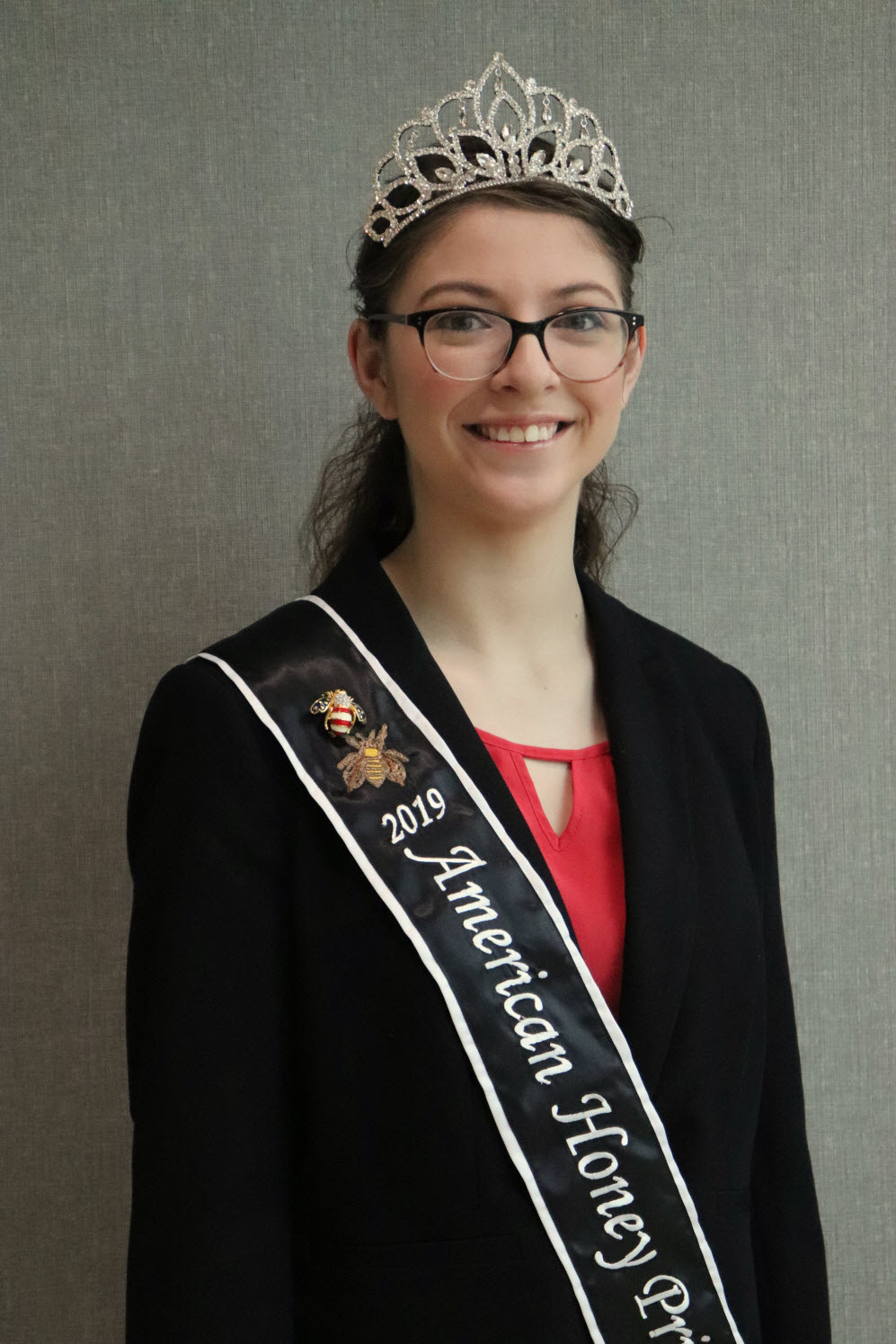 2019 AMERICAN HONEY PRINCESS, NICOLE MEDINA.