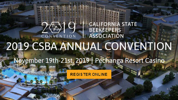 https://www.californiastatebeekeepers.com/annual-convention/