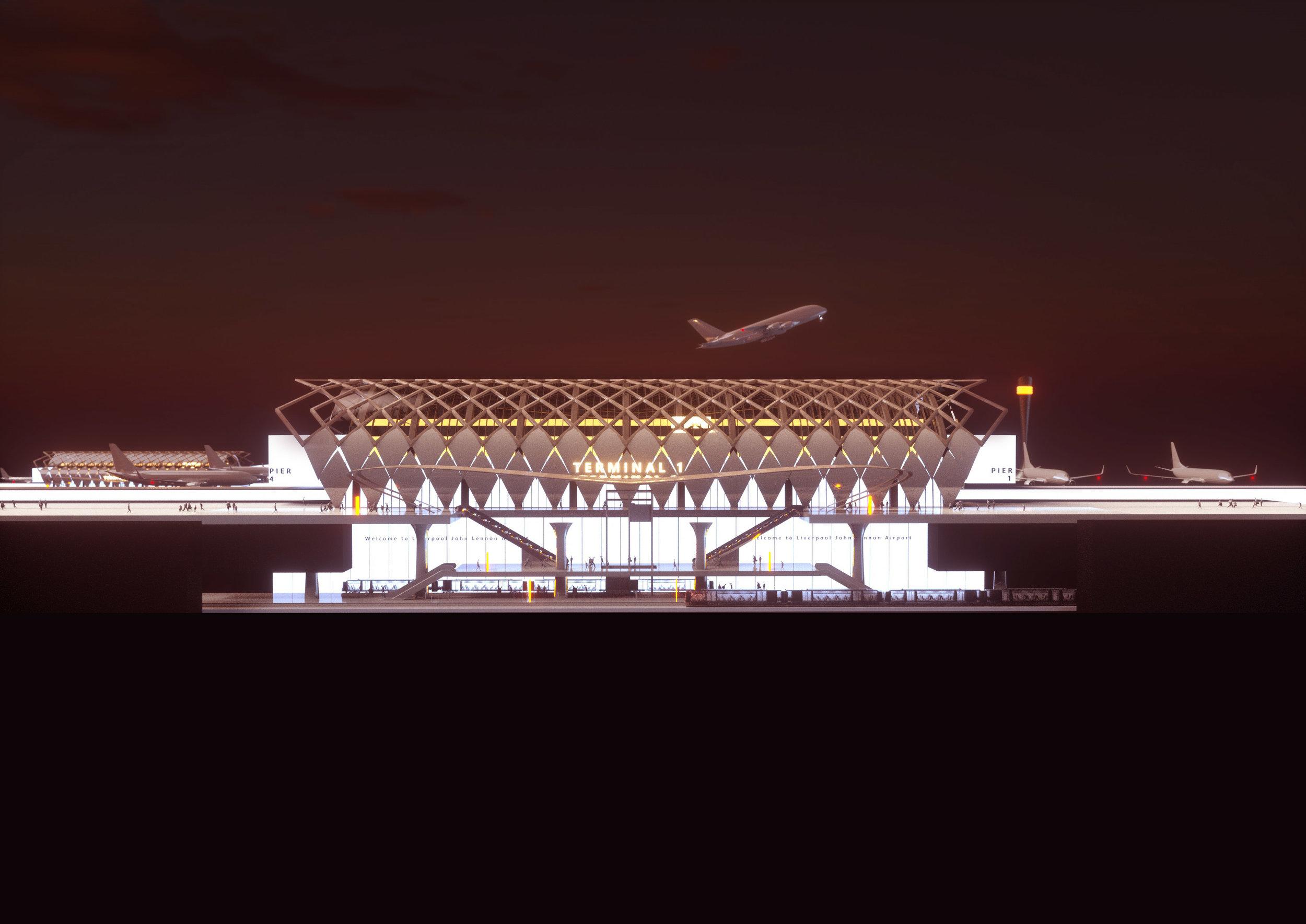 New Liverpool Airport CGI Fantasist