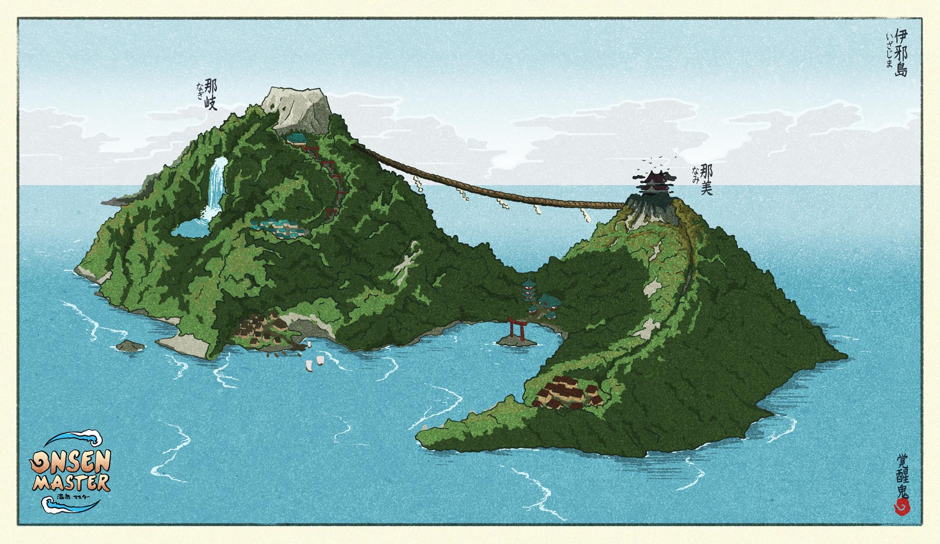 Concept art by Derrick Fields