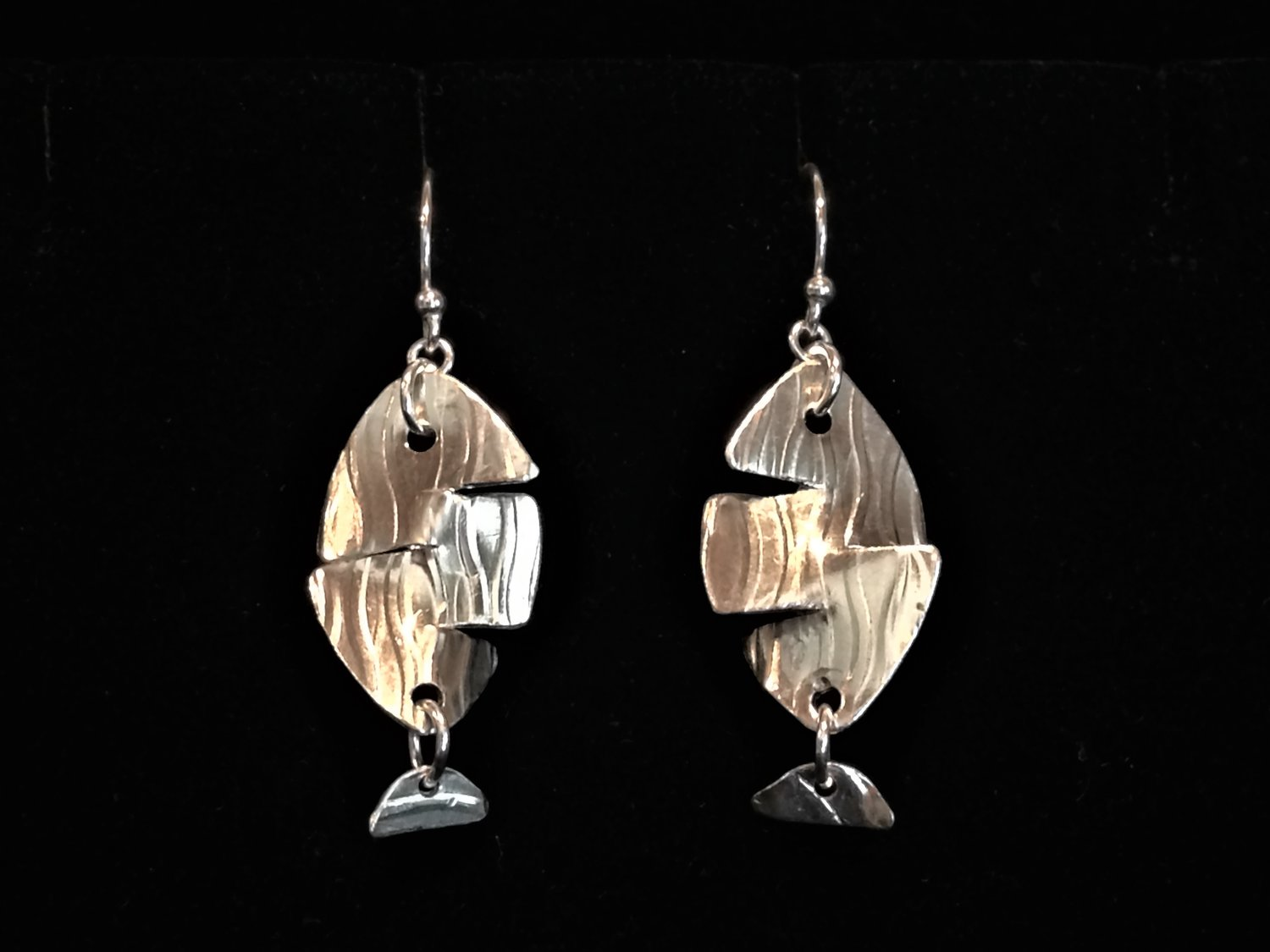 For the Fishing Enthusiast - Wiggling Fish Earrings