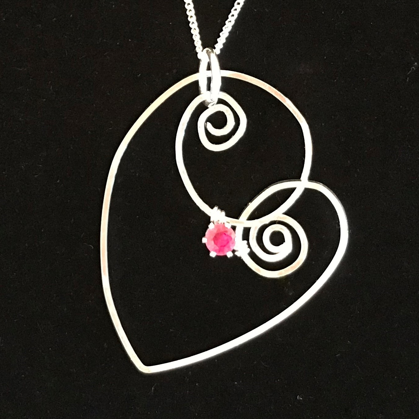 Jewelry for Valentine's Day with meaning