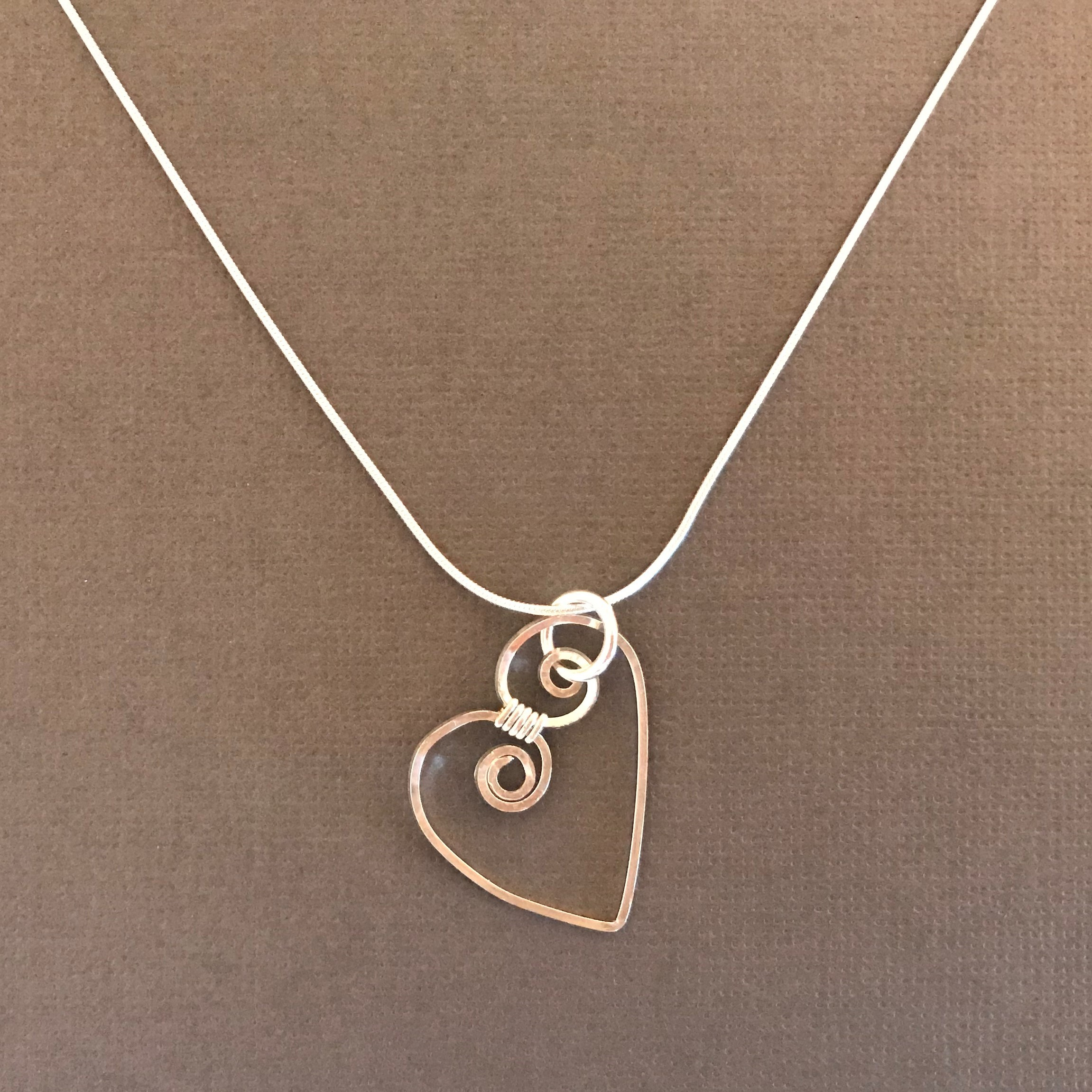 - You may also like this Mini Heart Pendant