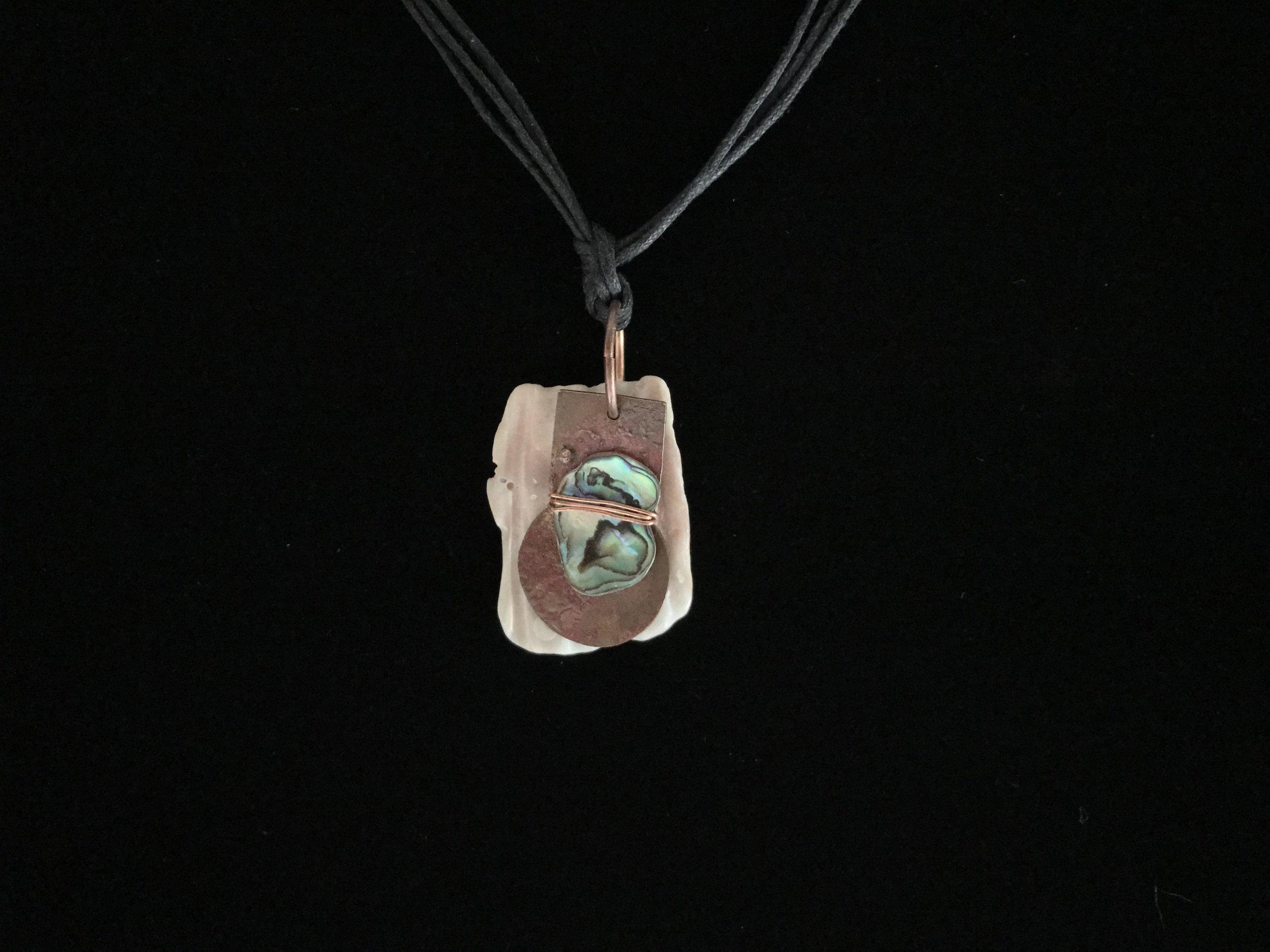 Shell Souvenir Necklace