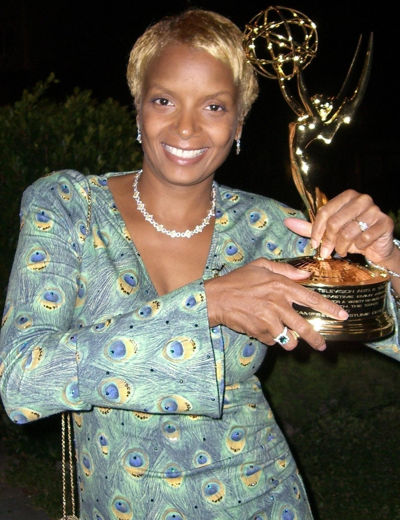 Dana with Emmy_1.JPG