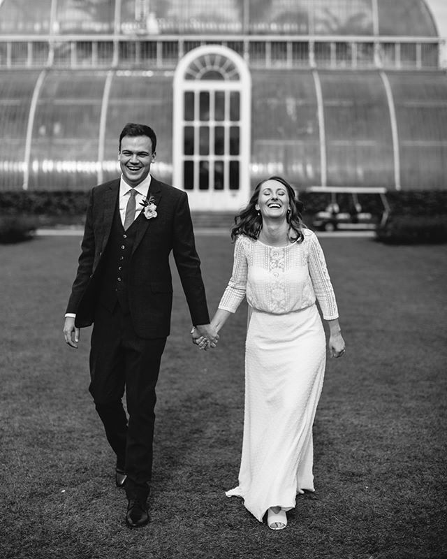 Happy days! 🥰 ⠀ .⠀ .⠀ .⠀ .⠀ .⠀ .⠀ #WeddingPhotography #WeddingPhotographer #ReportagePhotography #OxfordWeddingPhotographer #LondonWeddingPhotographer #Photography #EngagementPhotography #CouplesPhotography #PortraitPhotography #Portraiture #Love #Wedding #WeddingInspo #JustGoShoot #Instadaily #PhotooftheDay #BWPhoto #PeoplesCreatives #Fstoppers  #WeddingphotographyUK #weddinginspo #kewgardens