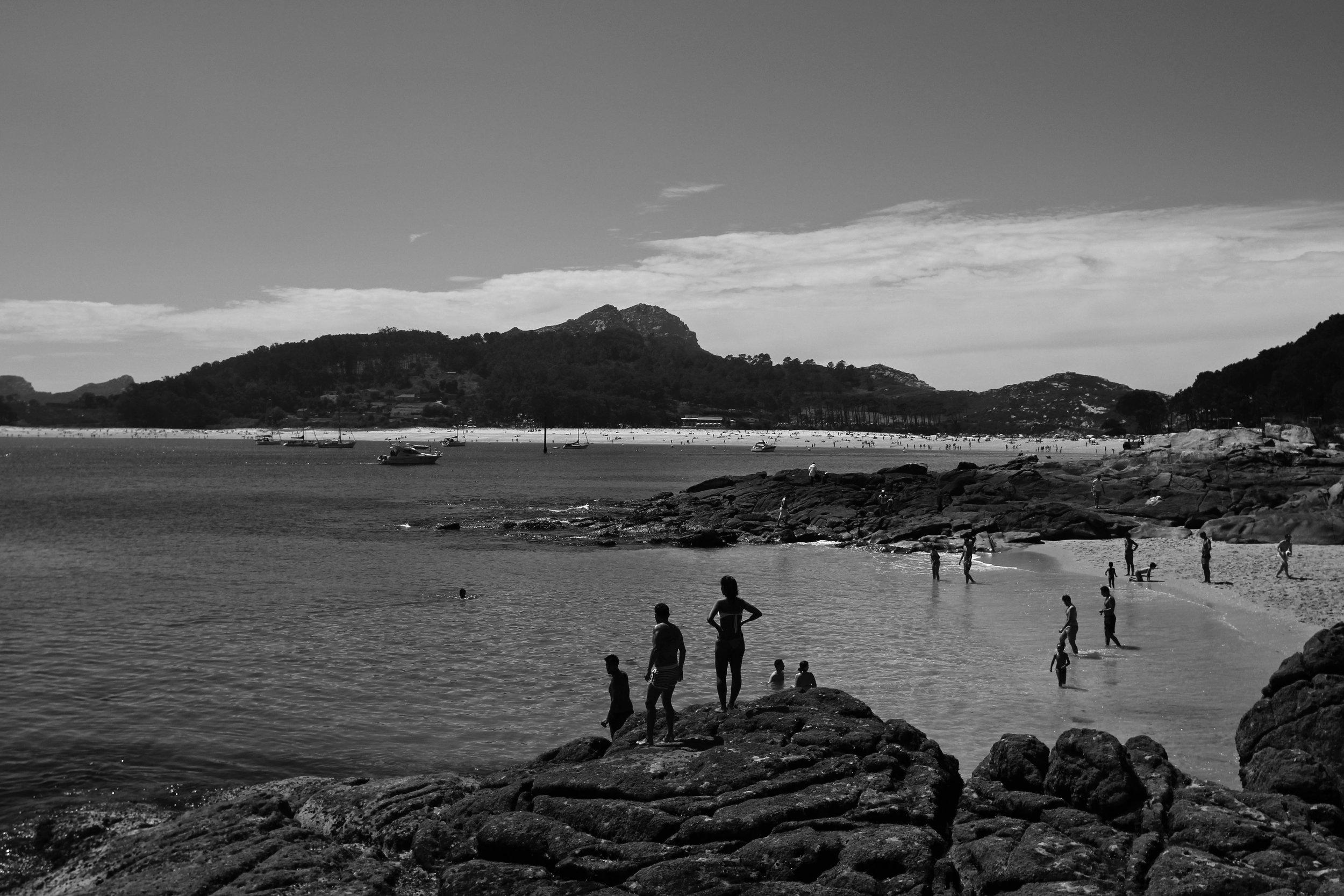 islas cies, spain