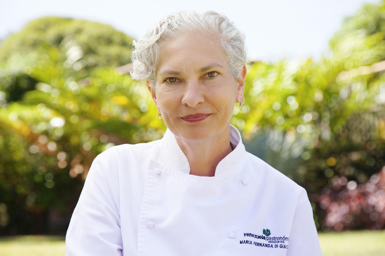 María Fernanda Di Giacobbe