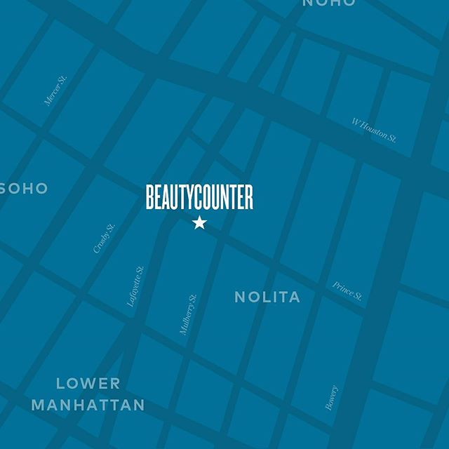 Later this month (10/26), @beautycounter is coming to NYC! . An exclusive pop-up shop just in time for the holidays! .  #betterbeauty #switchtosafer #nyc #popupshop #holidays