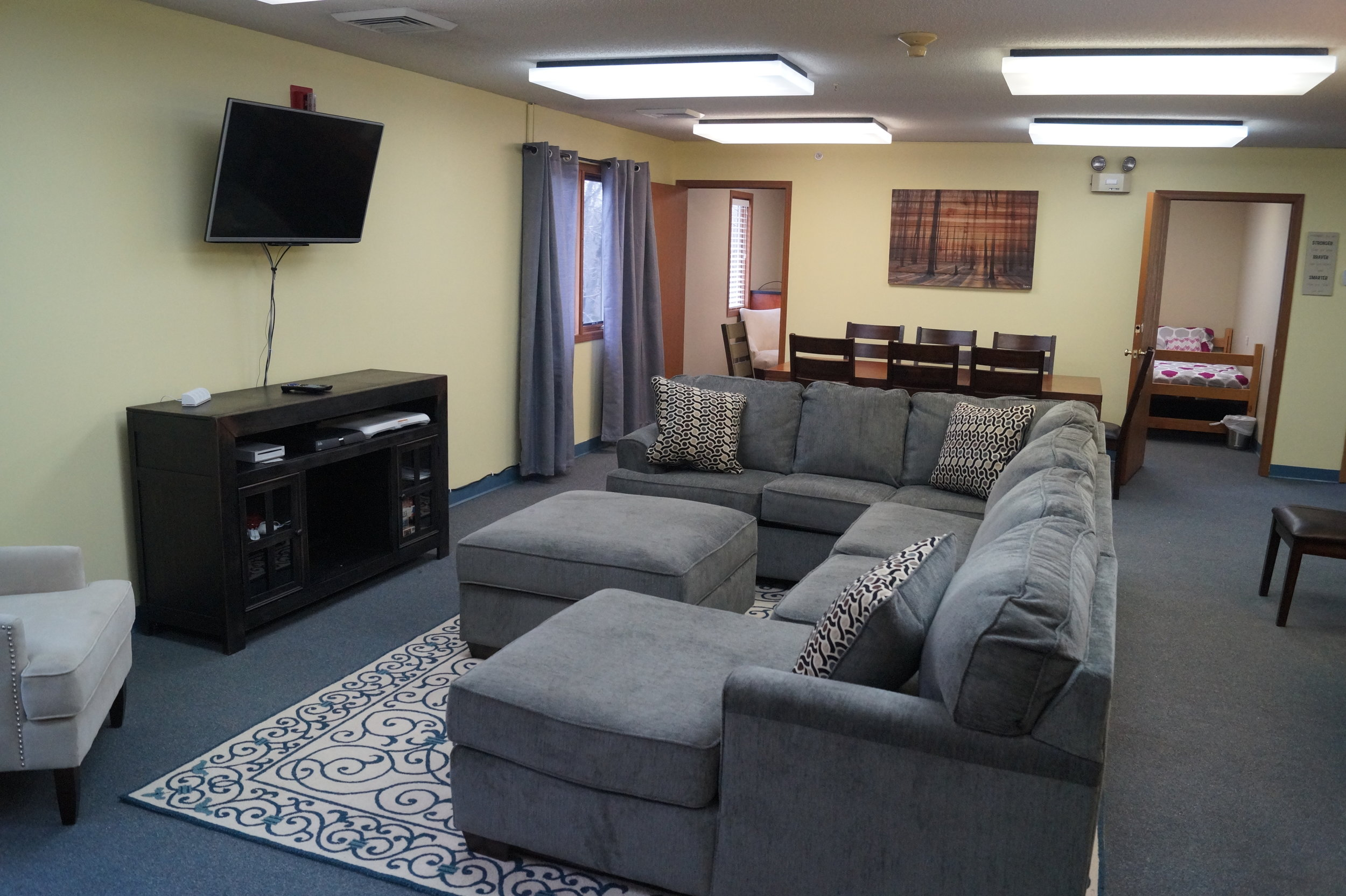Another Sunnyhill Independence Center Living Room