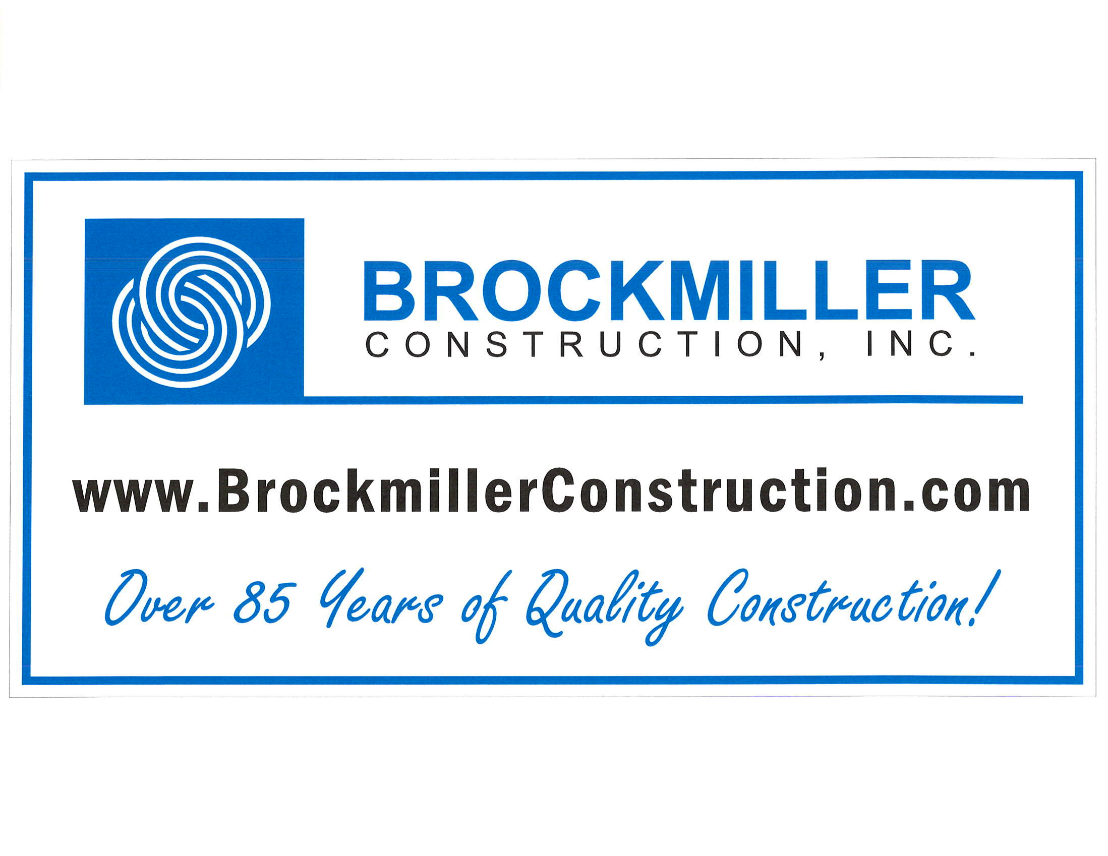 Brockmiller Construction, Inc.