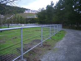 4x4 Wire with Galvanized Posts
