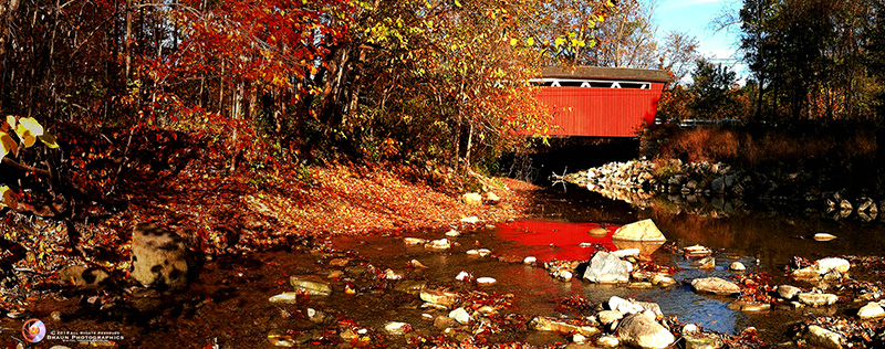 Covered Bridge - #4 - CVNP