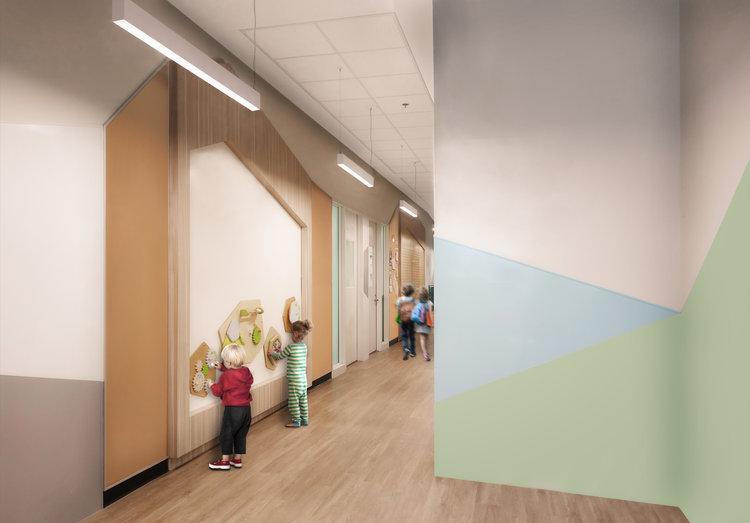 Queen S Park Child Care Centre C Partners Architects