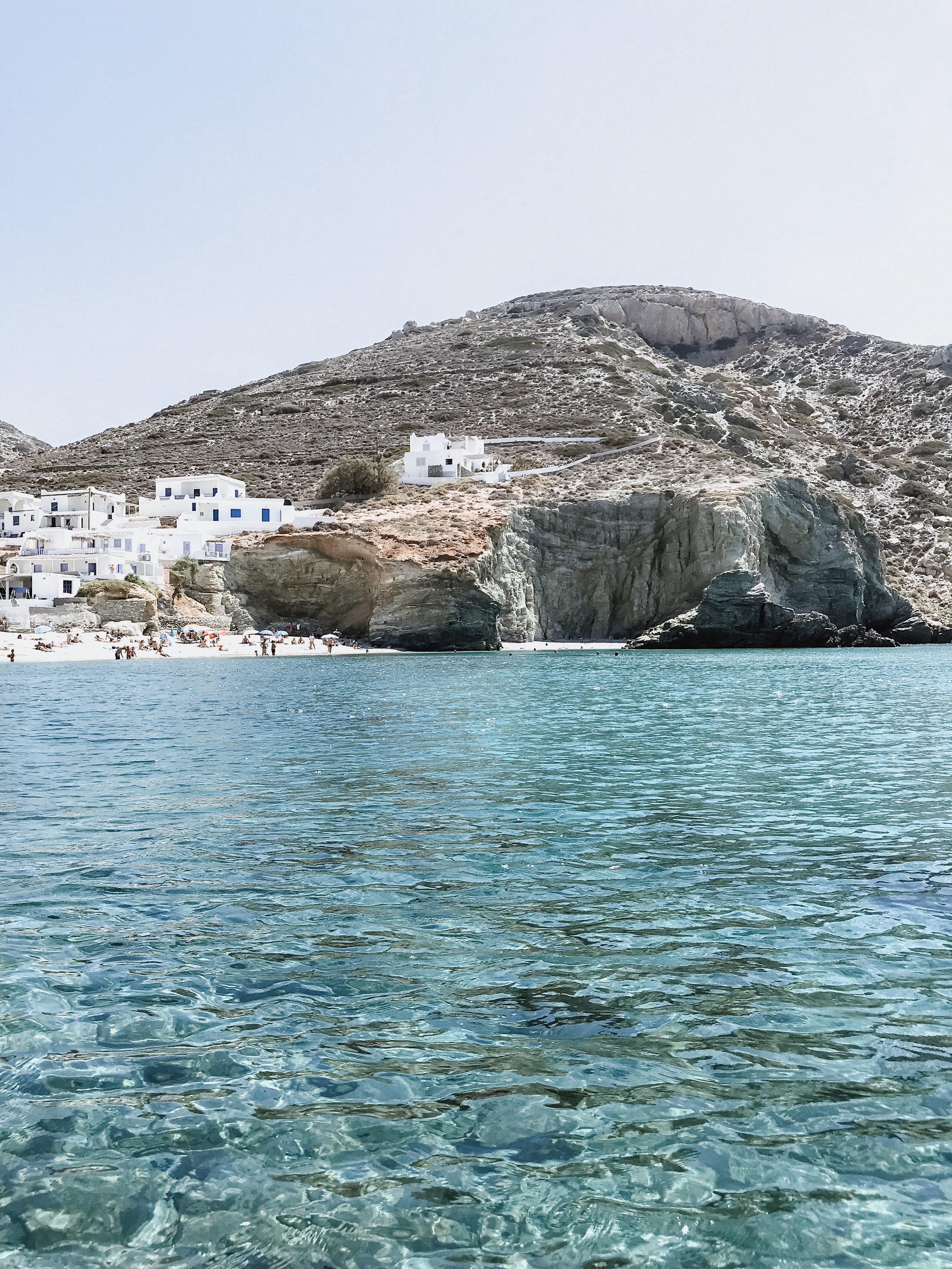 folegandros beach