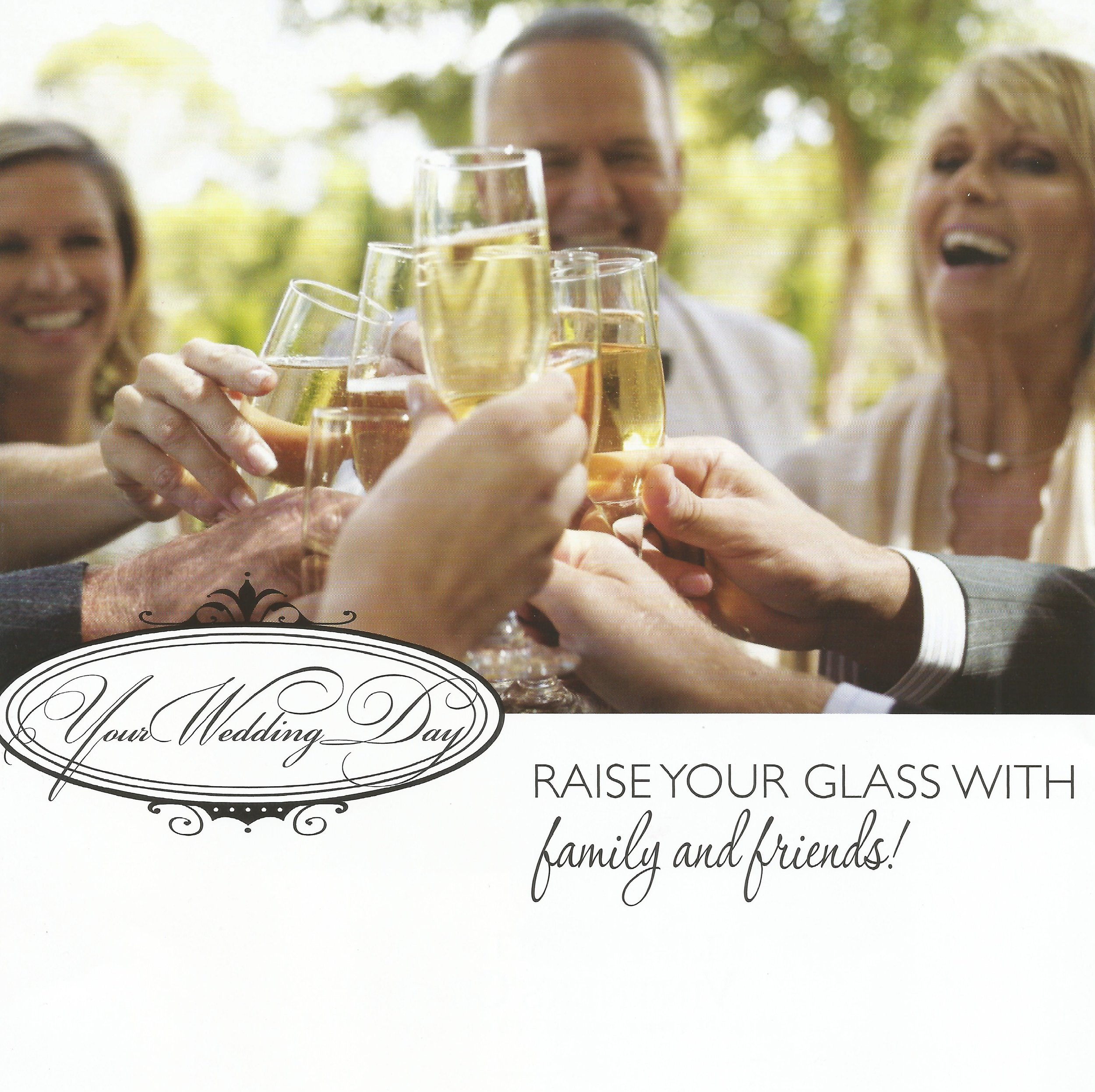 Weddings are filled with memories and touching experiences. When you craft and serve your wine with your personalized label your family and guests will be talking about your wedding for years.
