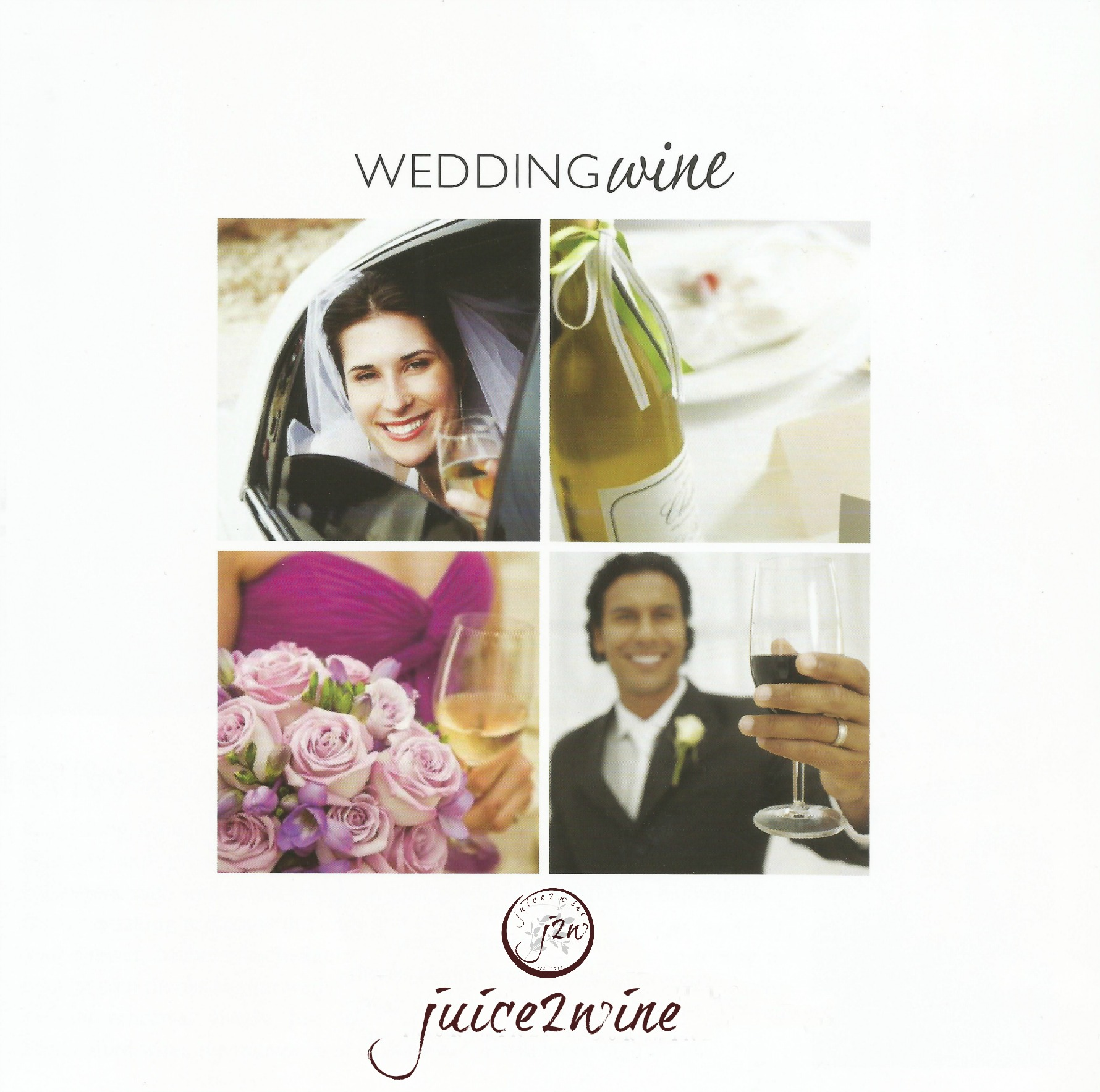 Juice2Wine is where you can choose your special wine for your wedding and create a memorable moment with family and friends while you craft it together.