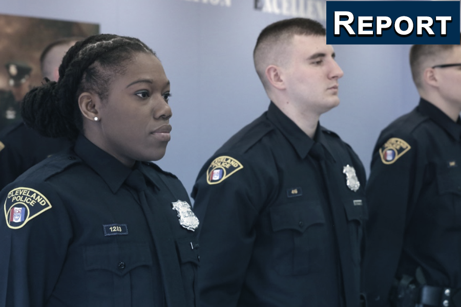 Download the full Report - Cleveland 2019 Community & Problem-Oriented Policing Plan (.PDF)